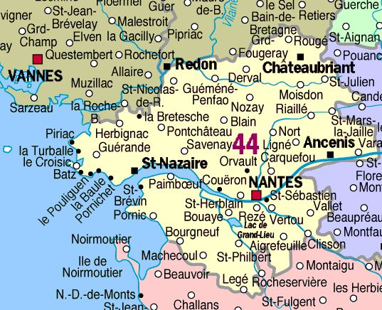 Loire atlantique - Chambre des notaires de loire atlantique ...