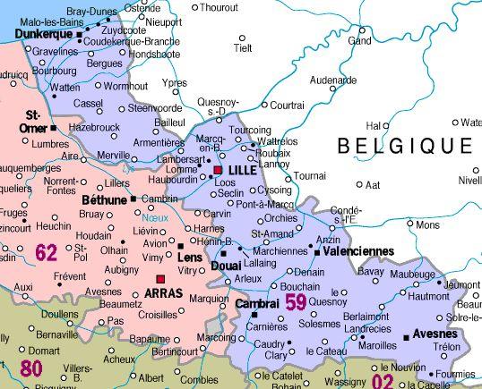 Berck France Villes